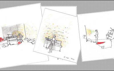 Les dessins de Soizic Desnos