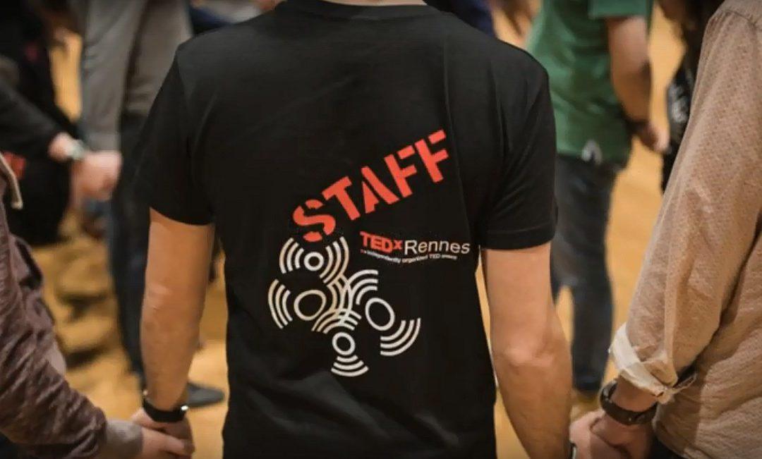 Souvenir des coulisses de TEDxRennes 2018